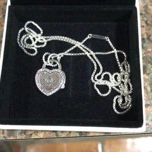 b4d74b56ce3 Lock Your promise Necklace